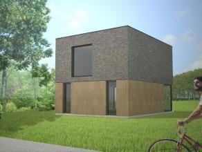 Moderne OB te Wingene 9mx6m 2bl<br /> Nieuw te bouwen energiezuinige OB in Wingene op 6 minuten van de oprit E40, in een bosrijke en rustige omgeving