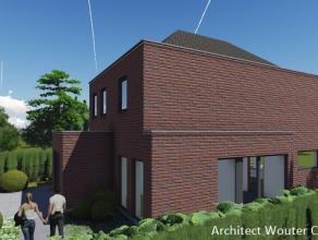 Nieuw te bouwen betaalbare energiezuinige HOB in Oostveld (Beernem) op 6 minuten van de oprit E40, in een rustige omgeving op een perceel van 589m&sup