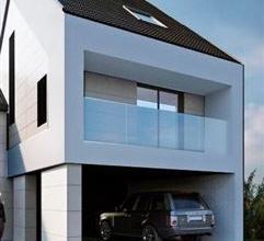 9 architecturale moderne parels met E20-peil voldoen nu reeds aan de 2021-norm, gelegen in een woonerf waar rust en energiezuinig wooncomfort de norm