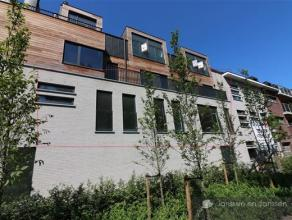 Nieuwbouw apt met 2 slpks unieke binnentuin en ondergrondse staanplaats in Heide1e verdieping:- Ruime wk met aansluitende een unieke binnentuin die to
