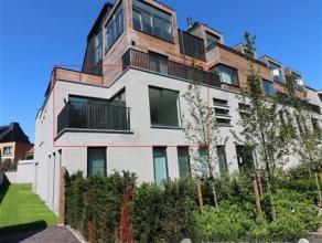 Nieuwbouw appartement met terras en ondergrondse staanplaats in Heide1e verdieping:- Ruime wk met aansluitende een terras dat toegankelijk is via een