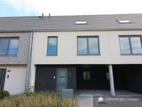 Nieuwbouwwoning op 140 m² met 3/4 slpks, tuin + terras en 2 autostaanplaatsen in doodlopende straat in Brasschaat.Bouwjaar: 2016Opp. perceel: 140