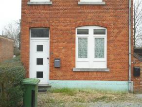 Knus gelijkvloers appartement met tuin.<br /> Dit gelijkvloers appartement van +/- 50 m² heeft één slaapkamer, een keuken, badkamer