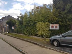 Idéalement situé à proximité de Mons, des commerces et des axes autoroutiers,<br /> 17 mètres de largeur sur 75 m&e