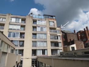 Dit appartement is rustig gelegen aan de achterkant van het gebouw! en recentelijk gerenoveerd (nieuwe keuken, badkamertoestellen, etc.) en beschikt o