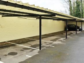Deze overdekte staanplaatsen zijn strategisch heel goed gelegen aan de rand van Leuven-centrum en in de onmiddellijke nabijheid van Gasthuisberg. Voor
