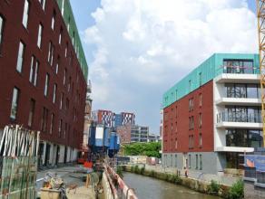 Aan de zuidelijke stadsoever van de Vaartkom wordt de komende jaren de laatste industriële site in de stad, de voormalige Inbev-site, omgevormd t