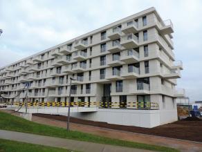 Modern nieuwbouw appartement (2016) met twee slaapkamers, extra groot terras en ondergrondse autostaanplaats gelegen aan de Tiense stadsrand, vlakbij