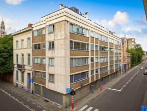 Mooi en ruim appartement met 3 grote slaapkamers in hartje Leuven. Het appartement is gelegen op de derde verdieping, op de hoek van de Blijde Inkomst