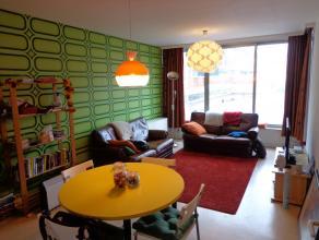 Lichtrijk appartement (+/-50m² groot) met 1 slaapkamer zeer rustig gelegen in het centrum van Leuven op slechts 100m van Bondgenotenlaan en op 20