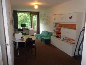 HEVERLEE, CAMPUS IRENA -- STUDENTENFLAT 50m² met eigen keuken en badkamer, aparte slaapkamer en klein terras.<br /> Elektriciteit is conform !<br