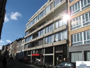 Vrij 16/05 (bespreekbaar) - available 16/05. Gerenoveerd appartement met terras in centrum Leuven nabij station en centrum. Indeling: inkomhal, leefru