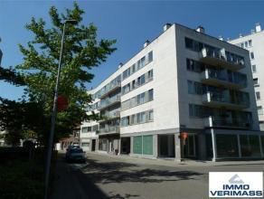 Vrij 01/06 - available 01/06.Tweeslaapkamer appartement met terras in rustige residentie in hartje Leuven. Vlakbij de Grote/Oude Markt, Dijleterrassen