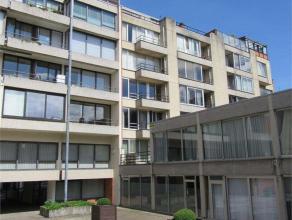 OPTIE! Appartement met 1 slaapkamer en balkon gelegen in het centrum van Leuven, op wandelafstand van station en Ladeuzeplein/Grote & Oude Markt.