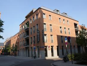Mooi 2 slaapkamer appartement te centrum Leuven : <br /> <br /> Ruim, recent appartement in  Barbarahof gelegen op de eerste verdieping met 2 slaapkam