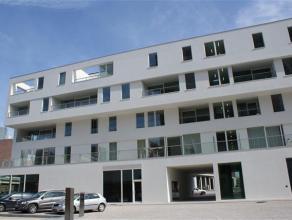 """Nieuwbouwappartement gelegen in het project """"Balk Van Beel"""" in de autovrije stadswijk """"Tweewaters"""".<br /> <br /> Het appartement bevat 1 slaapkamer, 1"""