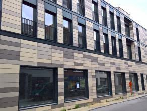 Appartement in residentie 'Vesalius' in het centrum van Leuven. <br /> <br /> Dit appartement gelegen op de eerste verdieping, situeert zich recht in
