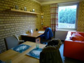 Appartement une chambre lumineux d'environ 38 m² situé à l'étage 1/5 côté arrière. Séjour avec ta