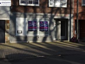 Op een gunstige ligging te Hasselt, Sint-Hubertusplein in de woonwijk van Runkst/Hasselt verhuren wij een handelsruimte als voormalig bankkantoor inge