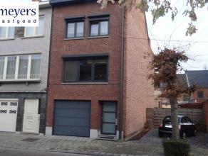 Goed onderhouden en gerenoveerde gezinswoning te Hasselt-Runkst; Eikenstraat 9 op wandelafstand van het centrum van Hasselt. Alle voorzieningen van ba