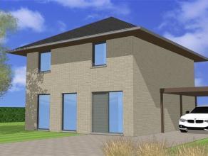 Nieuw te bouwen, betaalbare lage energie woning. Deze moderne open bebouwing is volledig traditioneel afgewerkt met kwalitatieve materialen. Vrijblijv