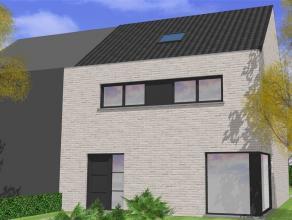 Nog te bouwen ruime woning met 2 bouwlagen. Volgens uw budget en de bouwmogelijkheden bekijken we samen hoe we uw droomwoning kunnen realiseren. Aarze