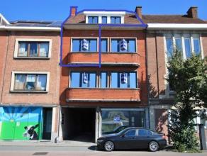 Duplex met 3 kamers, gelegen in een gerenoveerde appartementsblok (2016), vlak buiten de stadsrand van Leuven, op 250m gelegen van het station van Leu
