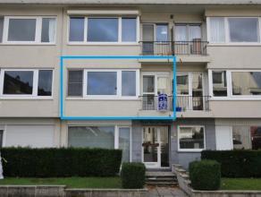 Appartement met 2 slaapkamer, gelegen op wandelafstand van het station Leuven, bushalte op 100m. <br /> <br /> Het appartement omvat een inkomhal, lee