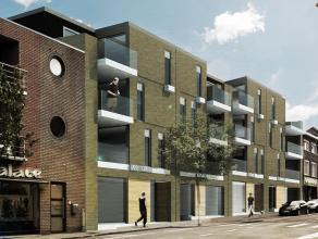 2-slaapkamer appartement op 1e verdiep in nieuwbouwproject residentie Victoria II, in centrum van Landen.<br /> Netto opp. 74 m² = 84 m² bru