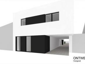 2 Luxe nieuwbouwappartementen te Lovendegem, waarvan het gelijkvloers reeds verkocht is. Nieuw strak modern 2 slaapkamer-appartement, met mooi dakterr