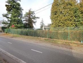 Perceel bouwgrond voor open bebouwing. Gelegen in een rustige straat op 200m van R6 (ringweg richting E19 Mechelen-noord) met een oppervlakte van 5a50