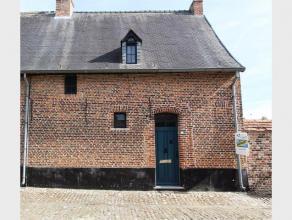 Het Begijnhof van Diest werd in 1998 uitgeroepen tot UNESCO-werelderfgoed en biedt een mooie omgeving om rustig te wonen. Opgelet : deze woning wordt