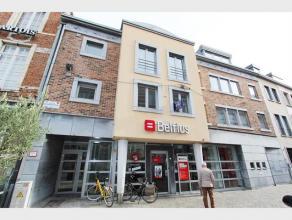 APPARTEMENT van +/- 105m² met 2 slaapkamers, terras en mogelijkheid tot staanplaats te huur in het centrum van Diest, Sint-Jan Berchmansstraat 2.