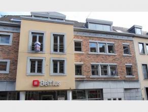 APPARTEMENT van +/- 100m² met 2 slaapkamers, terras en mogelijkheid tot huren van staanplaats in het centrum van Diest, Sint-Jan Berchmansstraat