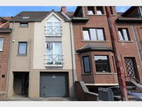 Leuk APPARTEMENT met 2 slaapkamers, terras en garage te huur in het centrum van Diest, Koningin Astridlaan 44. Het appartement is gelegen op de eerste