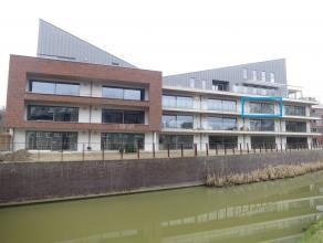 Exclusieve appartement  met zuidgericht terras,  gelegen aan de Demer in stadsvernieuwingsproject Ezeldijk.<br /> Het appartement bevindt zich op de t