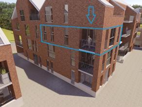Zonnig ruim appartement met 1 slaapkamer op de tweede verdieping.<br /> met terras.. <br /> <br /> Het appartement is kwalitatief afgewerkt met een m