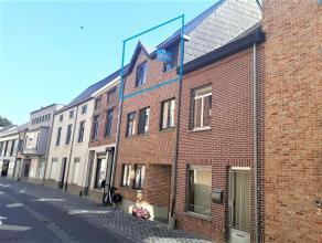 1-slaapkamerappartement in het centrum van Diest met prachtig zicht op de Demer, Het appartement gelegen op de 3de verdieping omvat een inkom, leefrui