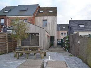 Gezellige instapklare ééngezinswoning - halfopen bebouwing op 307 m² met grote tuin in een rustige omgeving op grens met Sint-Kat.-