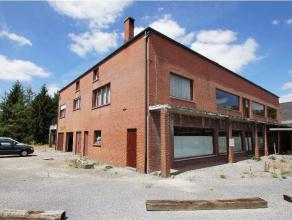 Te koop - Winkelruimte - Bunsbeek euro 470 000