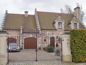 Te koop - Landhuis - Bunsbeek euro 749 000
