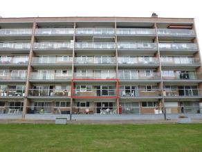 Aangenaam appartement met zongericht terras, goed gelegen op wandelafstand van het centrum, cultureel centrum, ziekenhuizen...<br /> Indeling: inkomha