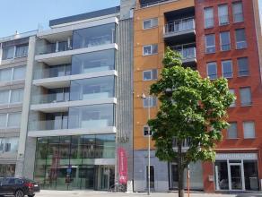 Vrij 15.02.2017 - te bezichtigen via kantoor.<br /> <br /> Nieuwbouw penthouse met 2 ruime slaapkamers en zeer ruim terras met prachtig zicht over Has