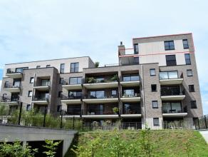 Schitterend luxueuze penthouse (128,71 m²) met zuidelijk georiënteerd terras (22,49 m²), 3 slaapkamers, 2badkamers en VEEL LICHTINVAL!!