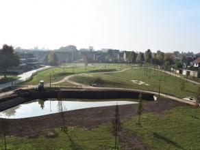 Dit nieuwbouwproject is gelegen op de derde verdieping en beschikt over een zuidgericht terras met een prachtig uitzicht op het nieuwe stadspark. <br