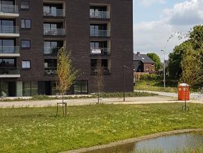 Dit nieuwbouwappartement is gelegen op de tweede verdieping en beschikt over een zuidgericht terras met een prachtig uitzicht op het nieuwe stadspark.