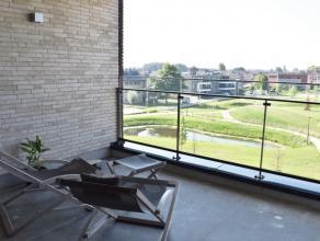Dit nieuwbouwappartement is gelegen op de derde verdieping en beschikt over een zuidgericht terras met een prachtig uitzicht op het nieuwe stadspark.