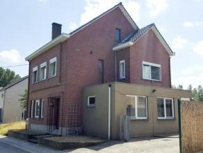 Eengezinswoning, grotendeels gerenoveerd, rustig gelegen op bijna 3 aren grond in Budingen bij Zoutleeuw. Gebouwd in 1968 en door de huidige eigenaars
