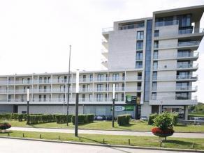 """Zeer recent (bj. 2011) appartement in residentie """"Hassaporta"""" gelegen aan de blauwe boulevard, op wandelafstand van het centrum van Hasselt. Indeling:"""
