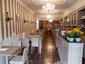 Instapklare taverne/tearoom op een toplocatie in Genk centrum. Op zoek naar een nieuwe uitdaging? Dan is deze goeddraaiende lunchroom misschienwel iet